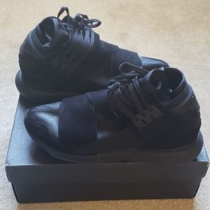 Y-3 Shoes   Yohji Yamamoto Y3 Qasa High
